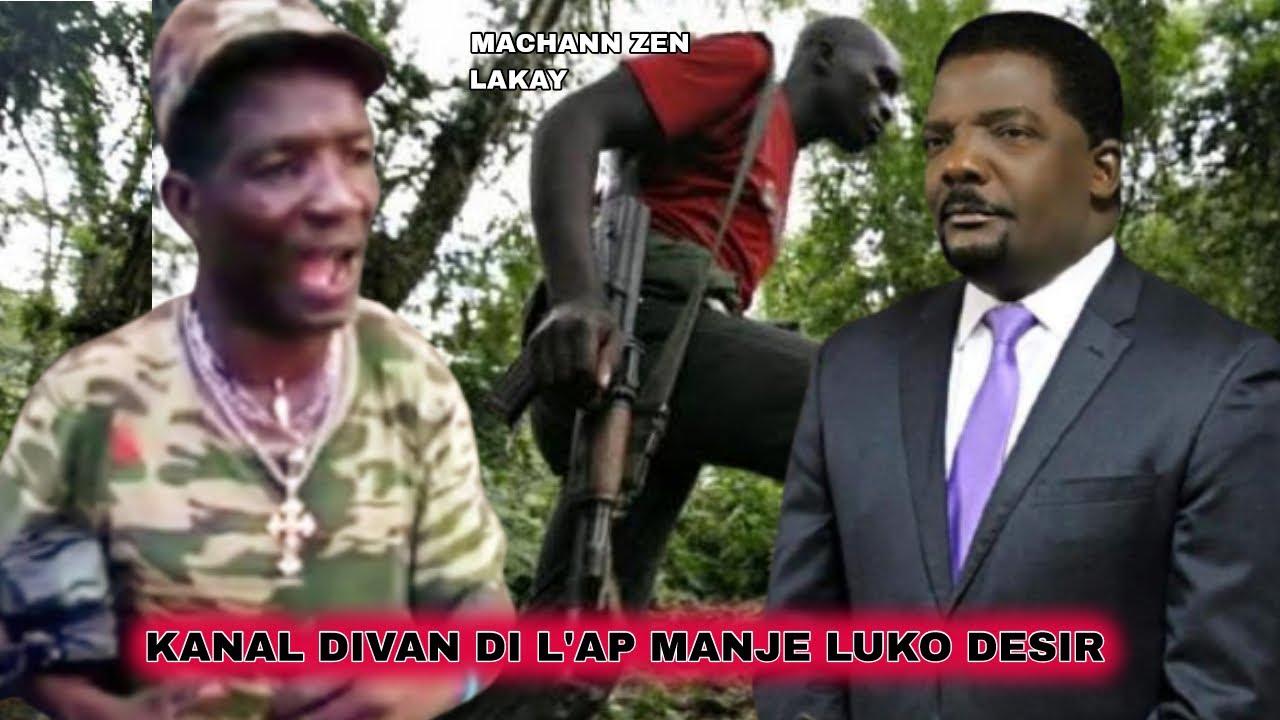 Download Mezanmi Luko Desir fèk jwenn ak zo grann li,Kanal Divan sèmante l'ap fè Luko peye bouch li/ M' sezi