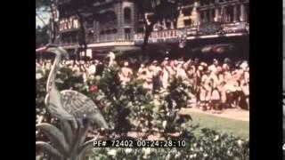 Raro: Carnaval de Rua no Rio, 1960 (EM CORES)