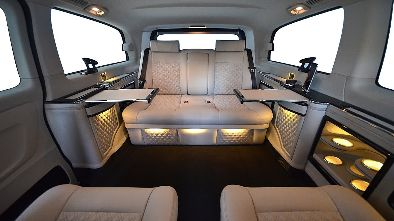mercedes benz vito v class vip design vvd1010 by trimo. Black Bedroom Furniture Sets. Home Design Ideas