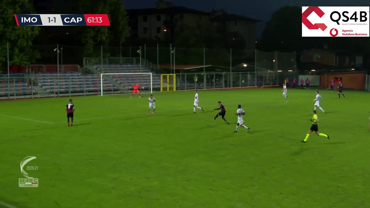 Imolese-Carpi 2-1, gli highlights