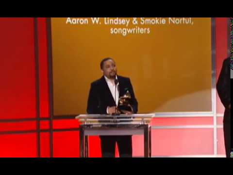Smokie Norful wins 57th Annual Grammy Awards 2015