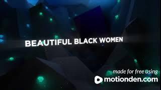 BBW - Beautiful Black Women | Promo