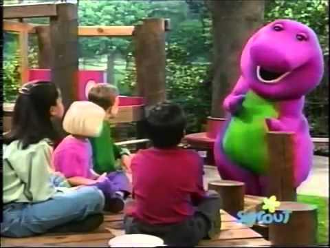 Barney Friends Five Kinds Of Fun Season 6 Episode 7 Youtube