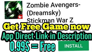 Free download Zombie Avengers ( DreamSky ) Stickman war Z android apk direct download link Latest
