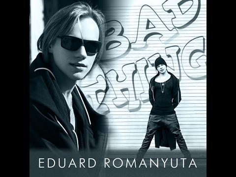 Eduard Romanyuta - Bad Thing (Presentation of the single in Kiev)