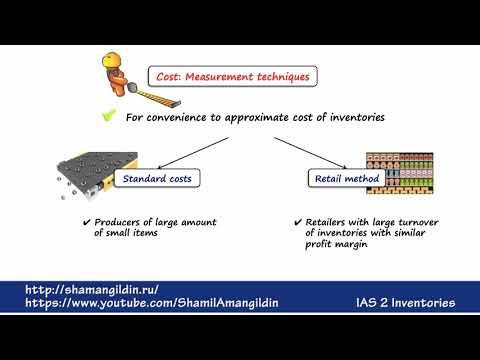 МСФО 2 Запасы. IAS 2 Inventories. IFRS. МСФО. Учет запасов. Репетитор МСФО.