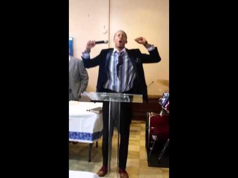 Prophet Jermaine Williams @ Praise Village Pt 2
