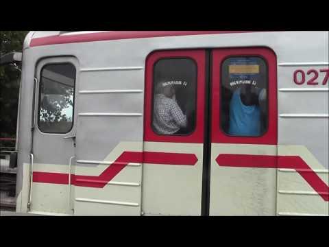 გოცირიძე Tbilisi Metro M1 Gotsiridze station グルジア トビリシ地下鉄
