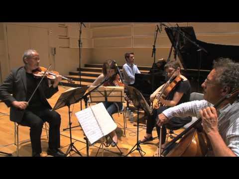 Teo Gheorghiu / Carmina Quartet / Dvorak: Piano Quintet No. 2