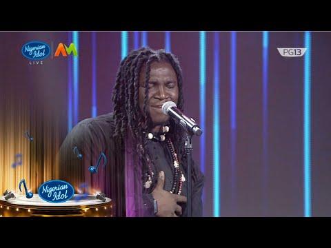 Top 11 - Francis– 'Remember Me' – Nigerian Idol | Africa Magic | S6 | E7 |