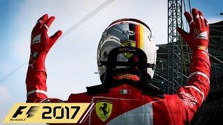 F1 2017 Gameplay Deutsch #01 - Die Geburt eines Rennfahrers