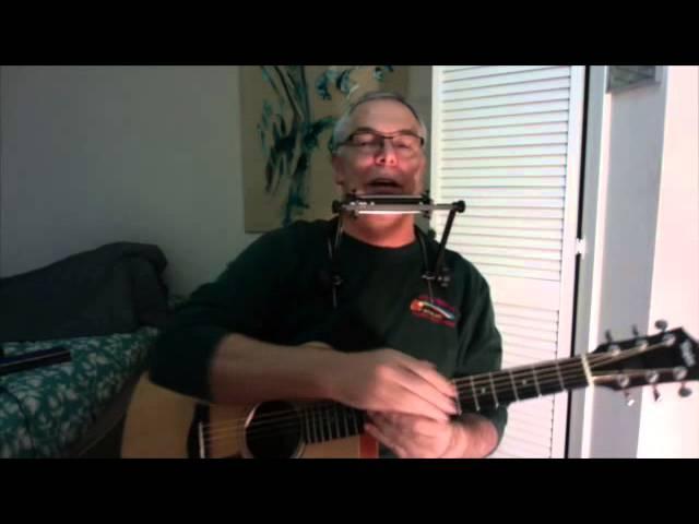 used Harmonica Rack//Holder