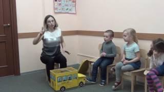 Английский для дошкольников в Лингвитании