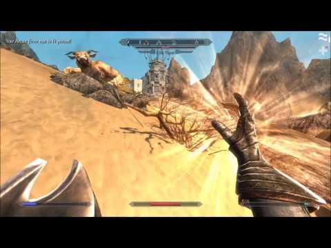 Enderal - Wild Myrad Fight