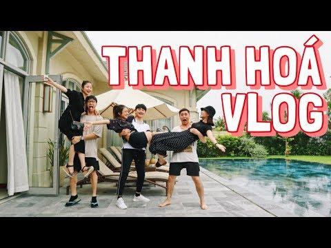 Ăn hết Thanh Hoá   ở Villa 530m vuông   Gia Đình Cam Cam vlog 39