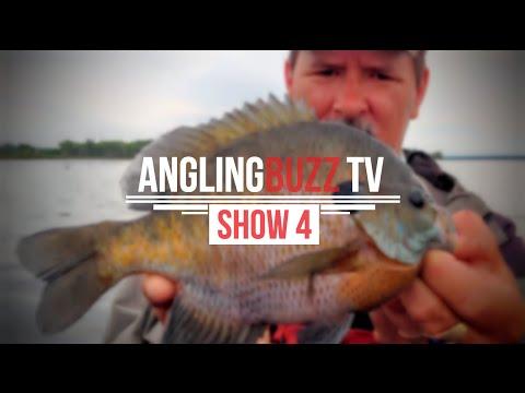 Primetime Panfish – 2016 AnglingBuzz TV –  4