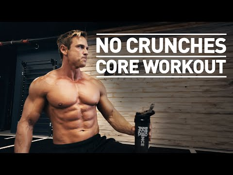 The 'No Crunches' Core Workout For Men Ft. David Morin