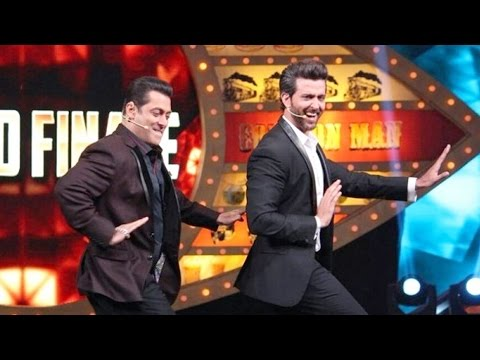 Salman Khan & Hrithik Roshan Dance On Ek Pal Ka Jeena In Bigg Boss 10 Finale