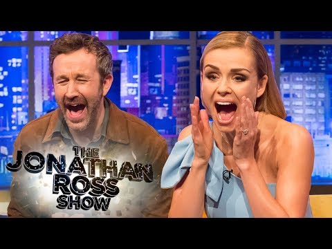 You won't believe what a fan said to Katherine Jenkins! | The Jonathan Ross Show