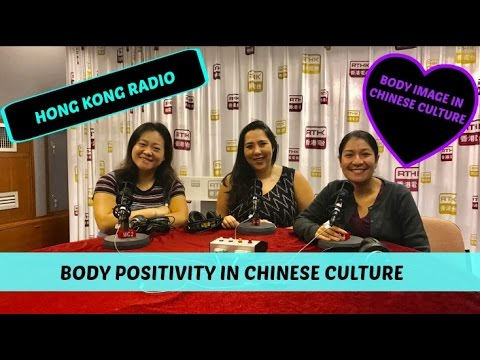 BODY POSITIVITY IN ASIA | HONG KONG RADIO RTHK 3