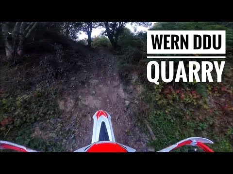 Wern Ddu Quarry Lap