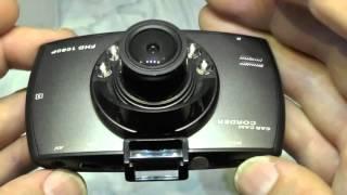 Посылка №257 Автомобильный видео-регистратор G30 2.7