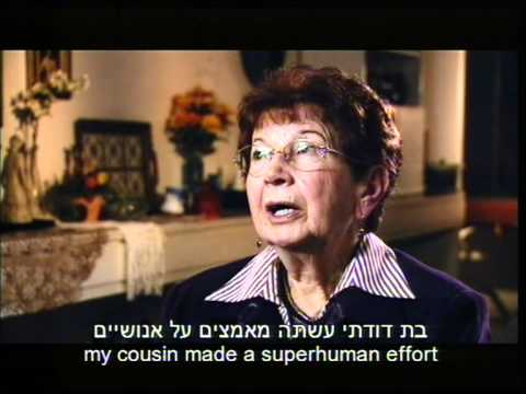 Holocaust Survivor Testimony: Bat-Sheva Dagan
