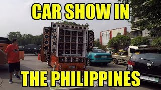 Car Show In The Philippines. (Bumper To Bumper 2019).