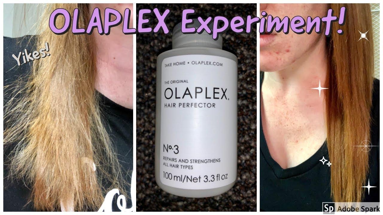 3 reviews olaplex My Honest