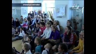 Университет кино и телевидения приехал в художественную школу им. М.К. Аникушина