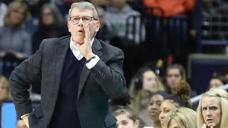 UConn Women's Basketball head coach Geno Auriemma on playing USF in the future