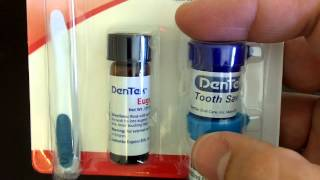 First Aid: Dental First Aid Kit