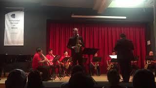 Concertino Da Camera, I, Jacques Ibert, Carl-Emmanuel Fisbach & CISAXLIMA2018, live Lima, Peru
