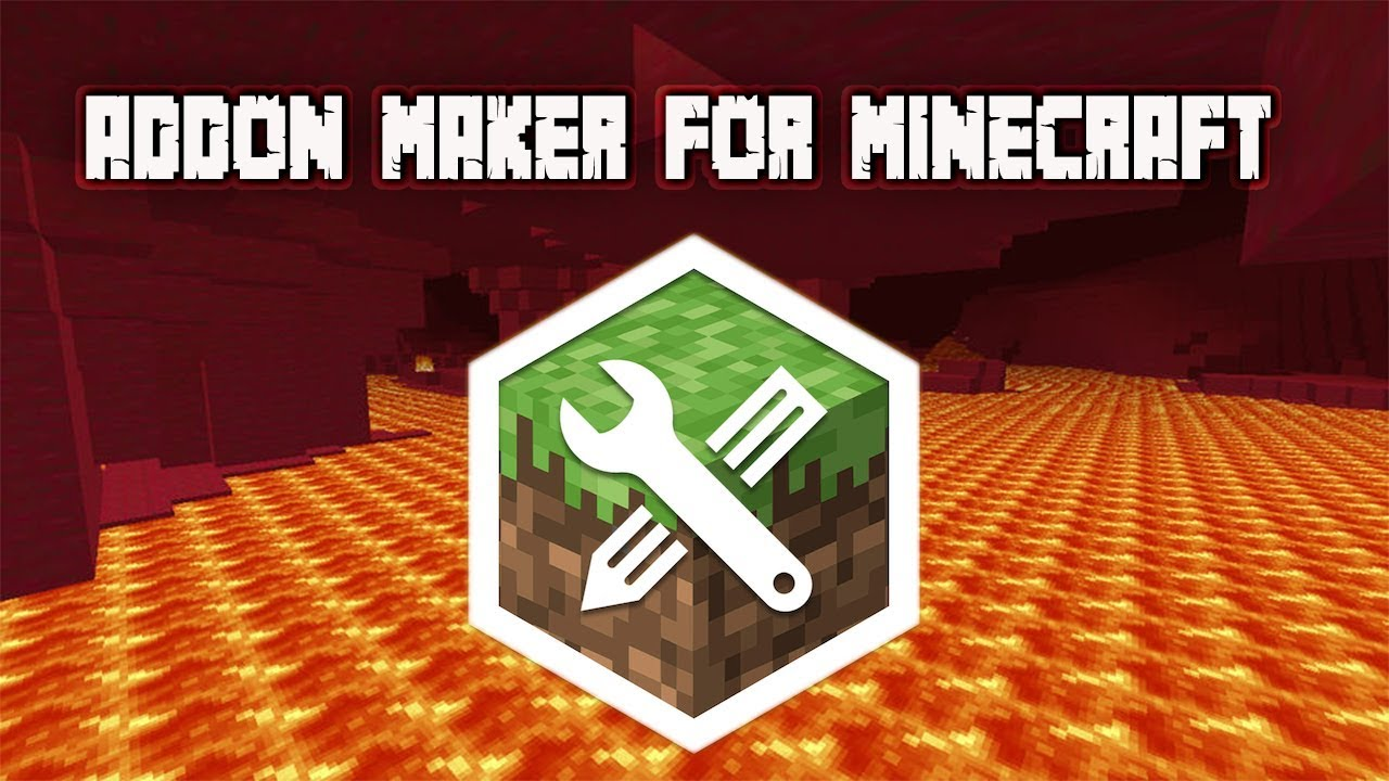 How to use Addon Maker for MCPE