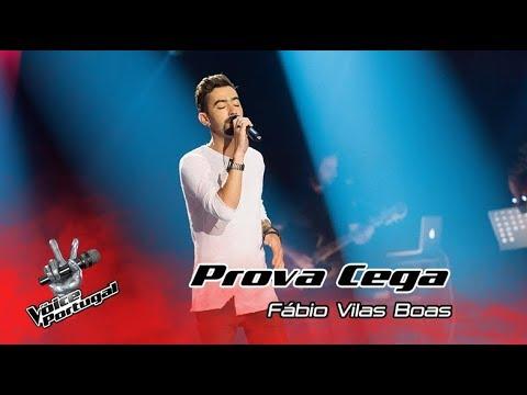 "Fábio Vilas Boas – ""Mr. Jones"" | Blind Audition | The Voice Portugal"