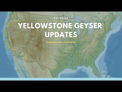 Update | Yellowstone Geyser Eruption | Global Sinkholes | Extreme Coastal Erosion