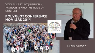 Niels Iversen- Vocabulary acquisition - wordlists and the role of context