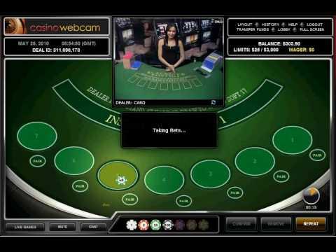 Livedealer.org   CWC Gaming's new live blackjack