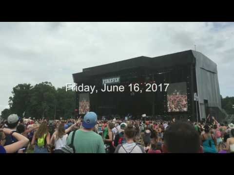 Firefly Music Festival 2017 Supercut