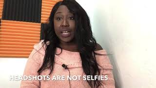 Headshots Are Not Selfies
