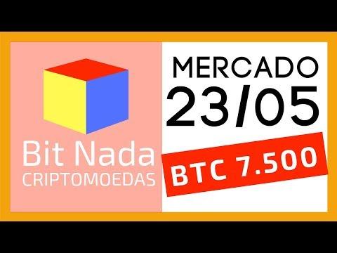 Mercado de Cripto! Bitcoin 7.600 USD / Arbitragem / Dólar / Venezuela