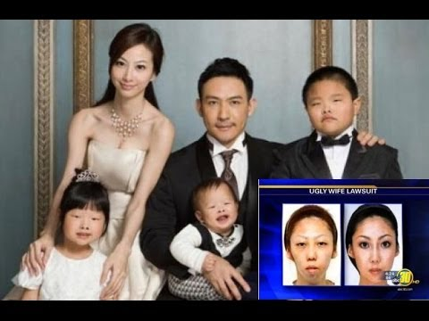 Chinese Man Sues wife for ugly babies | Wife not who he married thanks to plastic surgery