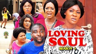 LOVING SOUL SEASON 4 - (New Movie) Mercy Johnson 2019 Latest Nigerian Nollywood Movie Full HD