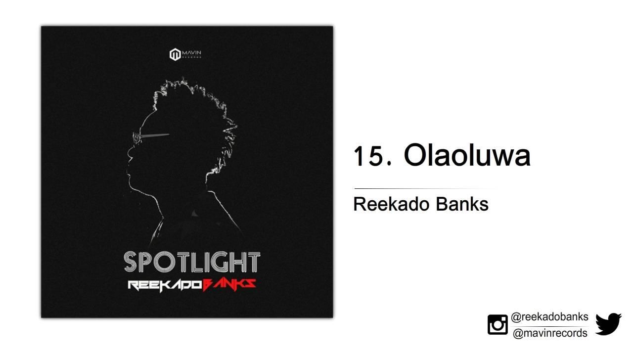 Download Reekado Banks - Olaoluwa