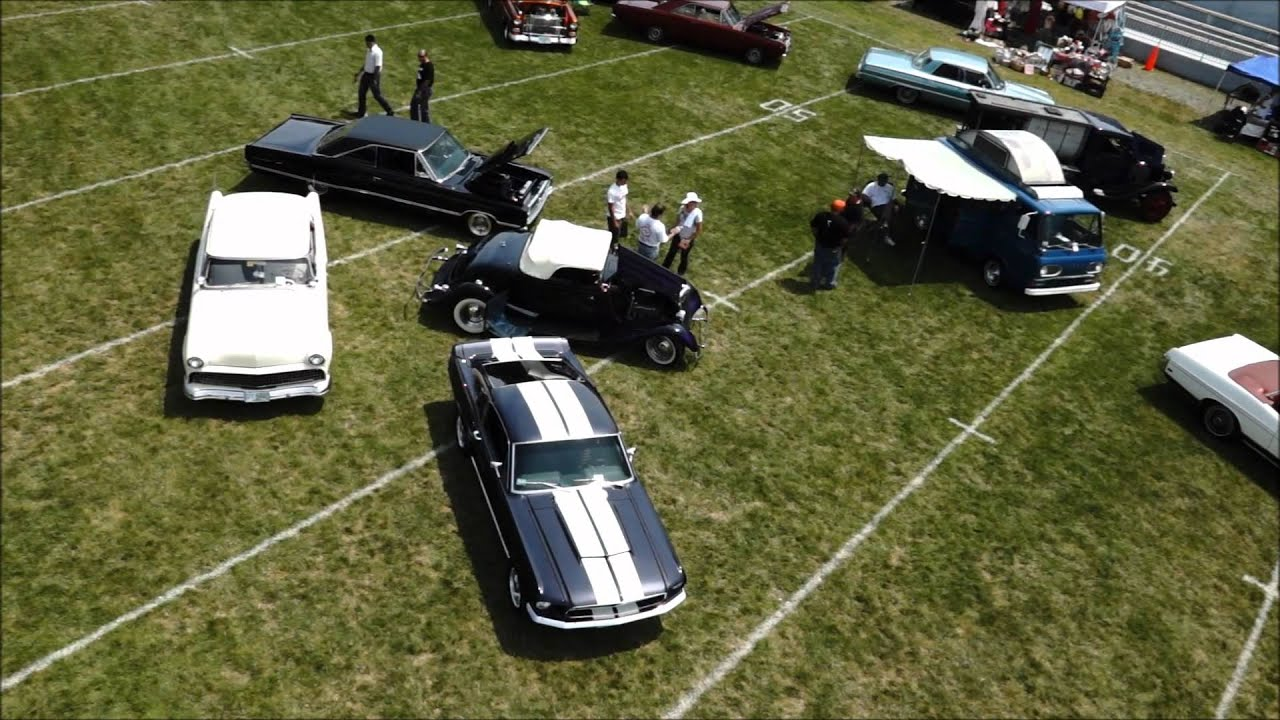 Ring Reckers Car Show By Scott Winters YouTube - Winters car show