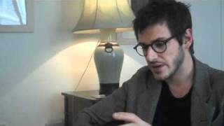 Gaspard Ulliel talks about the Princess of Montpensier (English)