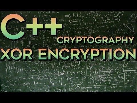 C/C++ Cryptography — XOR Encryption | Simple encryption Algorithm
