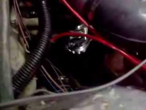 AUDI COUPE B2 MEGASQUIRT-II  COMPRESSOR с ДЗ от мотора PG