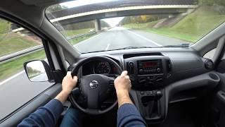 2017 Nissan Nv200 1.5 dci 4K | Test Drive #023