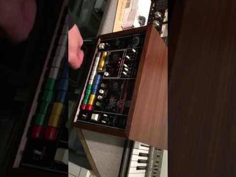 Cr-78 Analogue Drum Machine